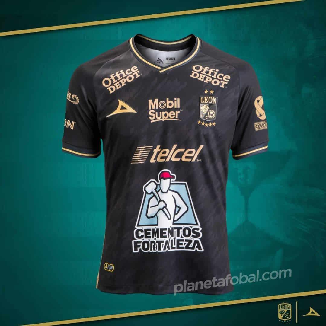 Jerseys del Club León 2020/21 | Imagen Pirma