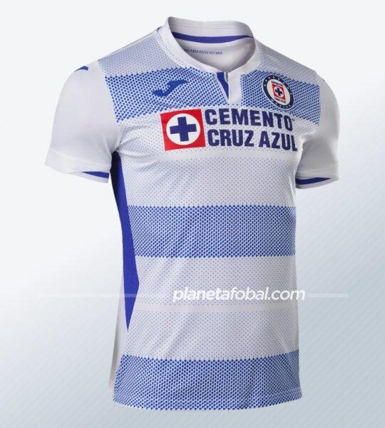 Camisetas Joma del Cruz Azul 2020/21 | Imagen Web Oficial