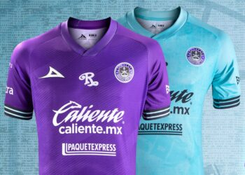 Jerseys del Mazatlán FC 2020/21 | Imágenes Pirma