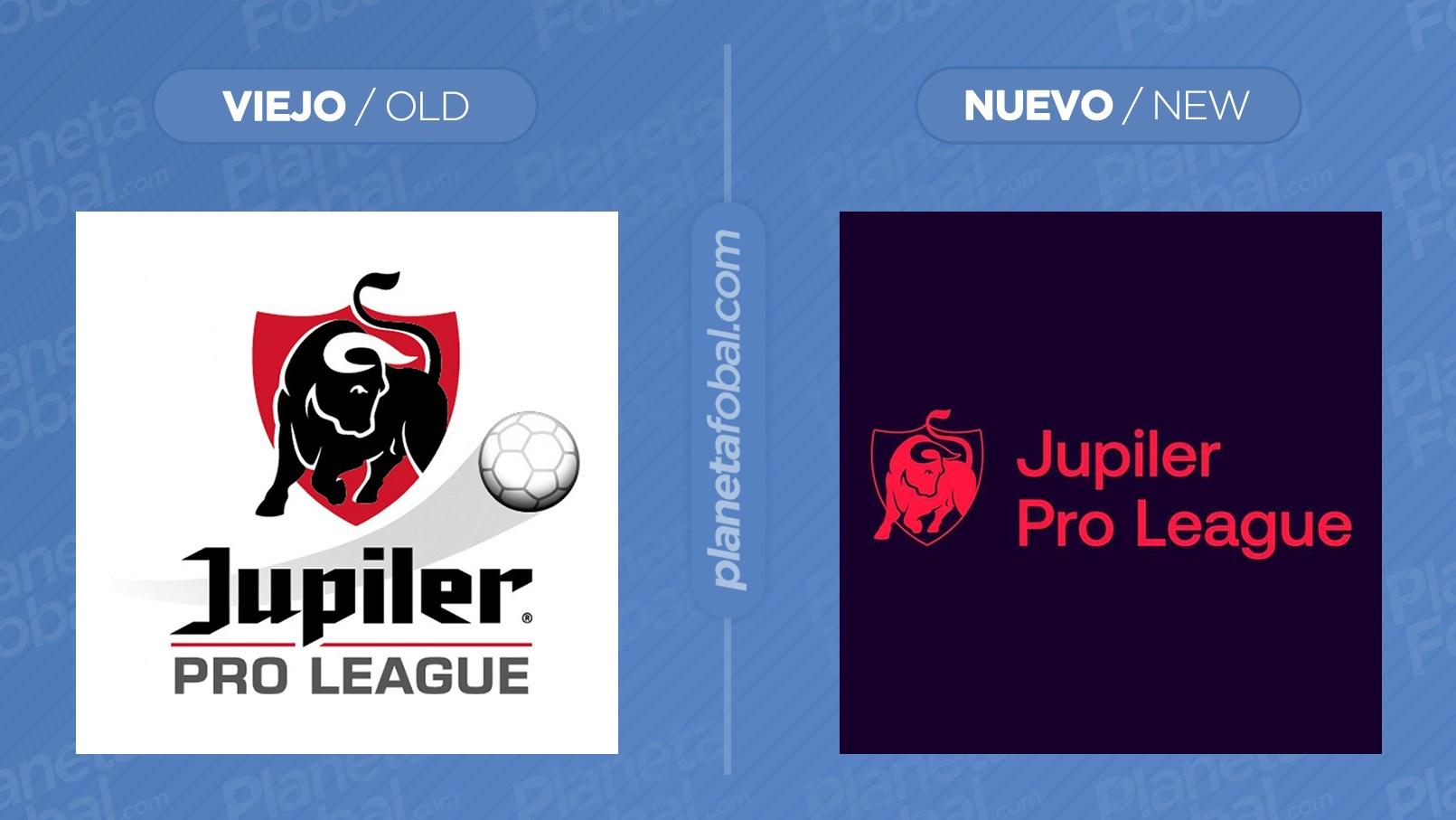 El logo de 2017 vs el que usarán desde 2020/21 | Imágenes Pro League
