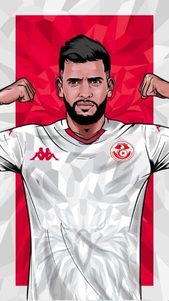 Camisetas Kappa de Túnez 2020/21 | Imagen FTF