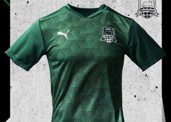 Camisetas Puma del FC Krasnodar 2020/21 | Imagen Web Oficial