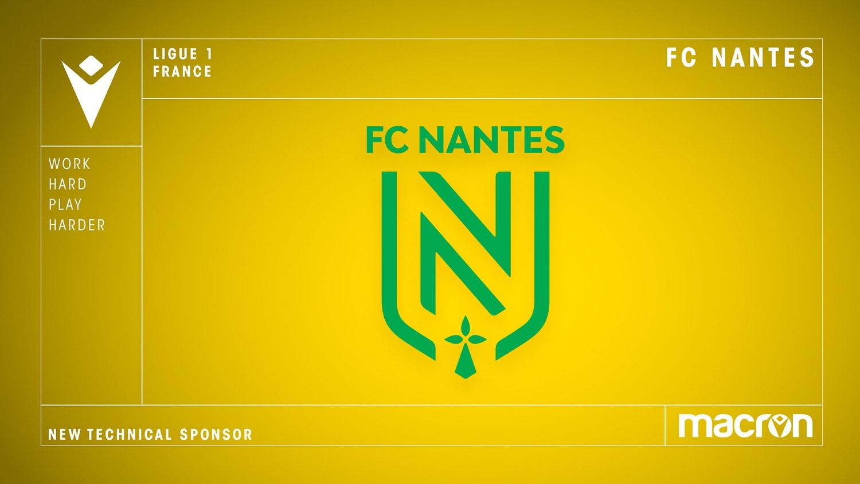 Macron anuncia contrato con el FC Nantes | Imagen Web Oficial