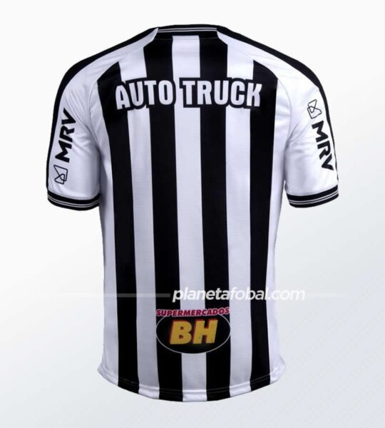 Camisetas le coq sportif del Atlético Mineiro 2020/21 | Imagen Twitter Oficial