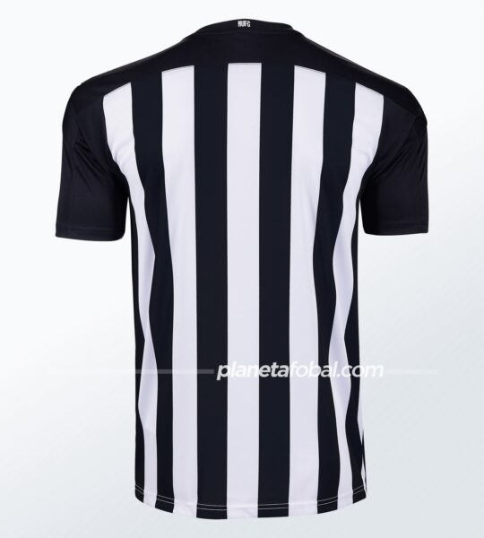 Camiseta Puma del Newcastle 2020/21   Imagen Twitter Oficial