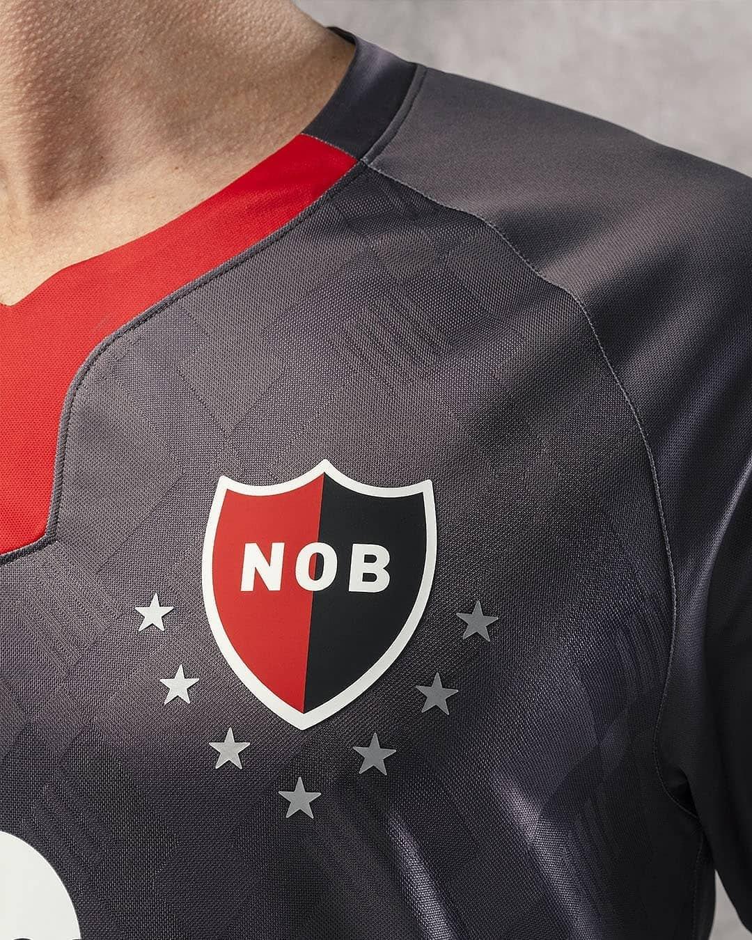 Tercera camiseta de Newell's 2020/21 | Imagen Umbro