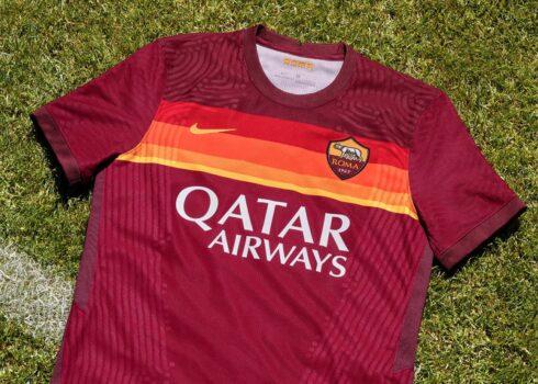 Camiseta de la AS Roma 2020/2021 | Imagen Nike