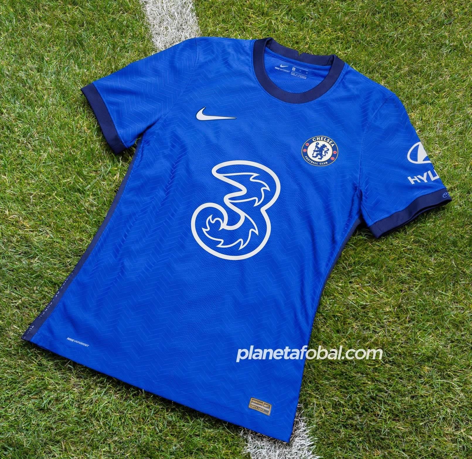 Camiseta Nike del Chelsea 2020/2021 | Imagen Twitter Oficial