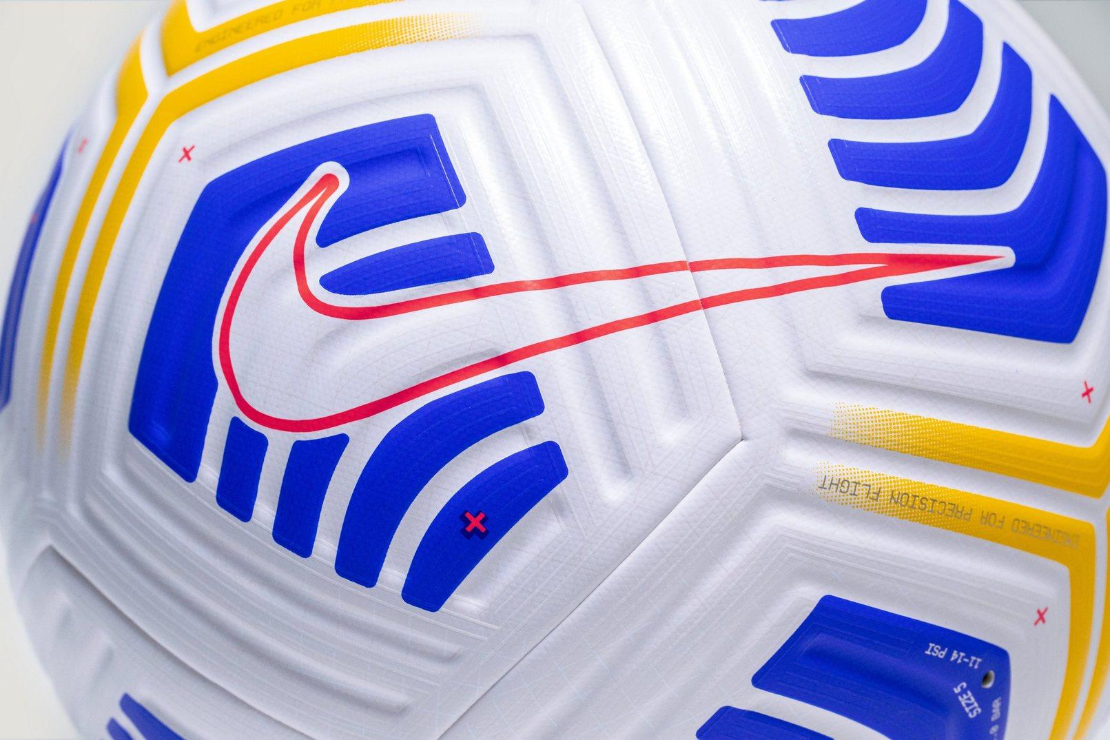 Pelota oficial Nike Flight Serie A de Italia 2020/2021 | Imagen Web Oficial