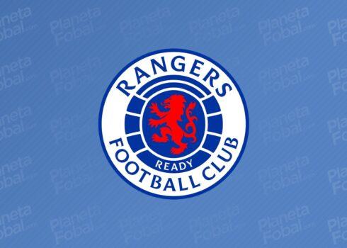 Nuevo escudo del Glasgow Rangers | Imagen Web Oficial