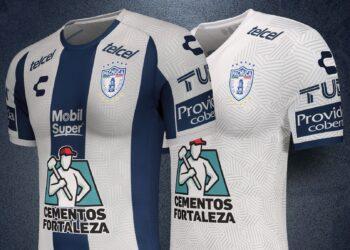 Camisetas del Pachuca 2020/21 | Imagen Charly Fútbol