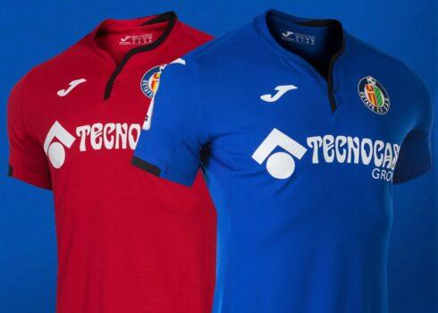 Camisetas Joma del Getafe 2020/21   Imagen Twitter Oficial