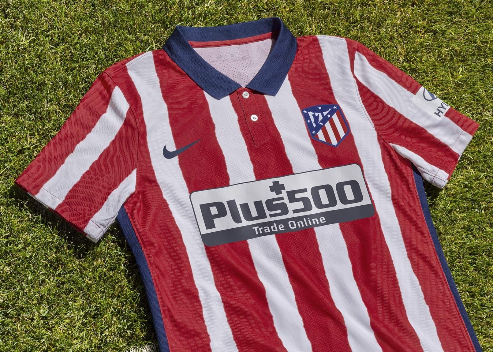 Camiseta del Atlético de Madrid 2020/2021 | Imagen Nike
