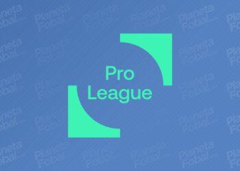 Nuevo logo de la Pro League de Bélgica | Imagen Web Oficial