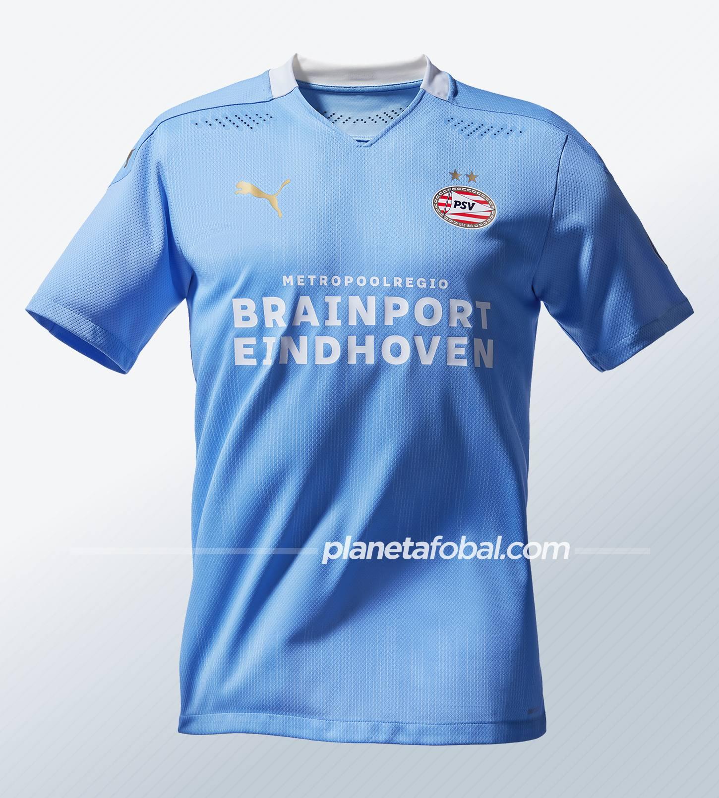 Camiseta suplente Puma del PSV Eindhoven 2020/21   Imagen Web Oficial
