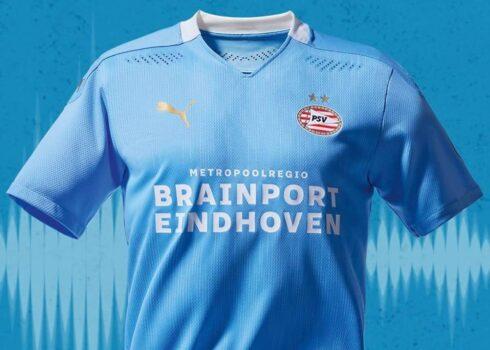 Camiseta suplente Puma del PSV Eindhoven 2020/21 | Imagen Web Oficial
