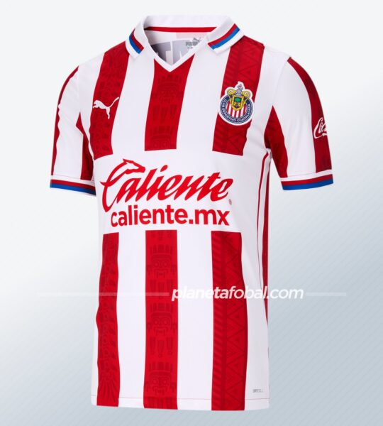 Camiseta titular 2020/21 de las Chivas de Guadalajara | Imagen Puma