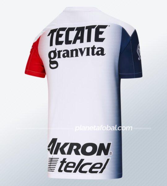Camiseta visitante 2020/21 de las Chivas de Guadalajara | Imagen Puma