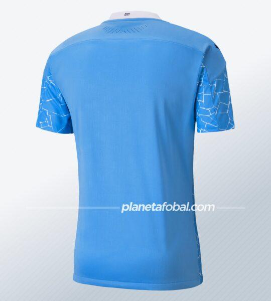 Camiseta del Manchester City 2020/2021 | Imagen Puma
