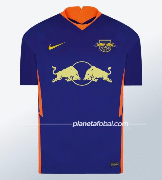 Camiseta suplente Nike del RB Leipzig 2020/21 | Imagen Web Oficial