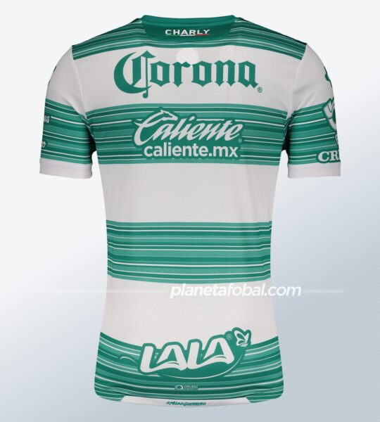 Camiseta local Charly del Santos Laguna 2020/21 | Imagen Web Oficial
