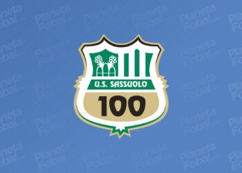 Sassuolo presentó su logo por su centenario | Imagen Web Oficial