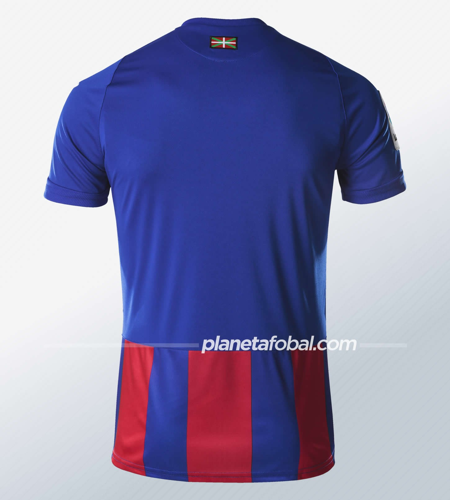 Camiseta Joma del SD Eibar 2020/21 | Imagen Web Oficial