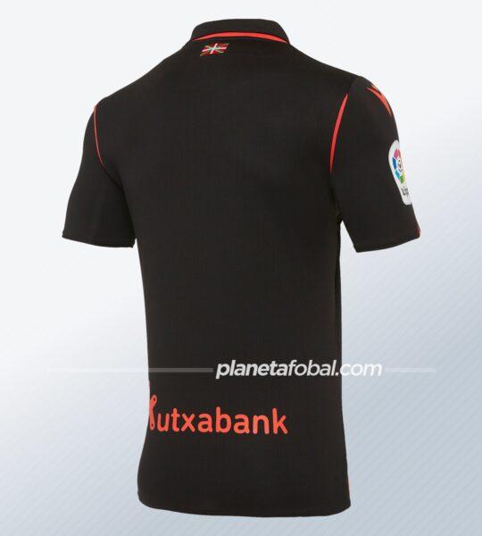 Camiseta suplente de la Real Sociedad 2020/2021 | Imagen Macron