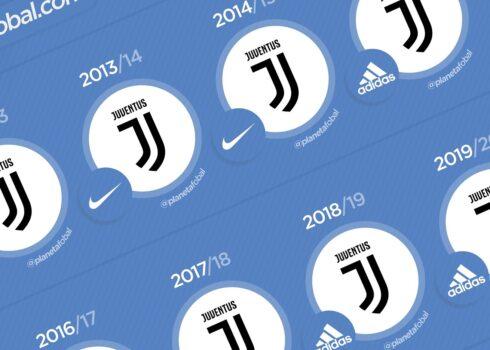 Los últimos 20 campeones de la Serie A de Italia