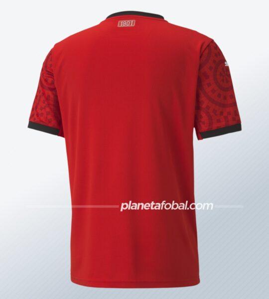Maillot titulaire du Stade Rennais 2020/21 | Image Puma