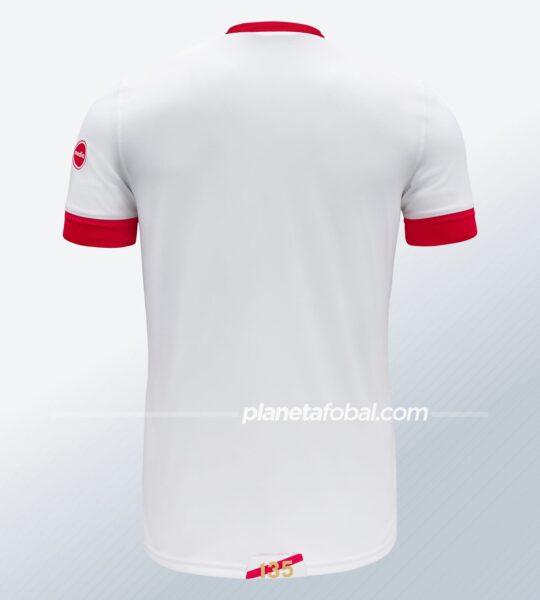 Tercera camiseta Under Armour del Southampton FC 2020/21 | Imagen Web Oficial