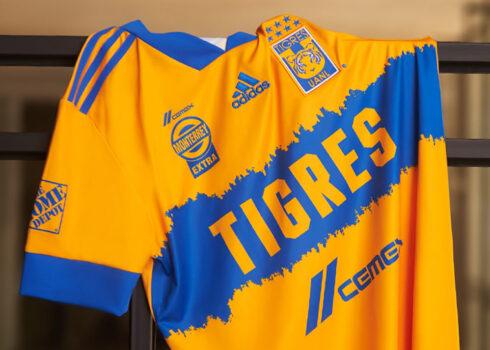 Camisetas Adidas de los Tigres UANL 2020/21   Imagen Twitter Oficial