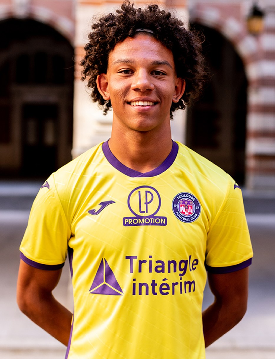 Camiseta suplente Joma del Toulouse FC 2020/21 | Imagen Web Oficial