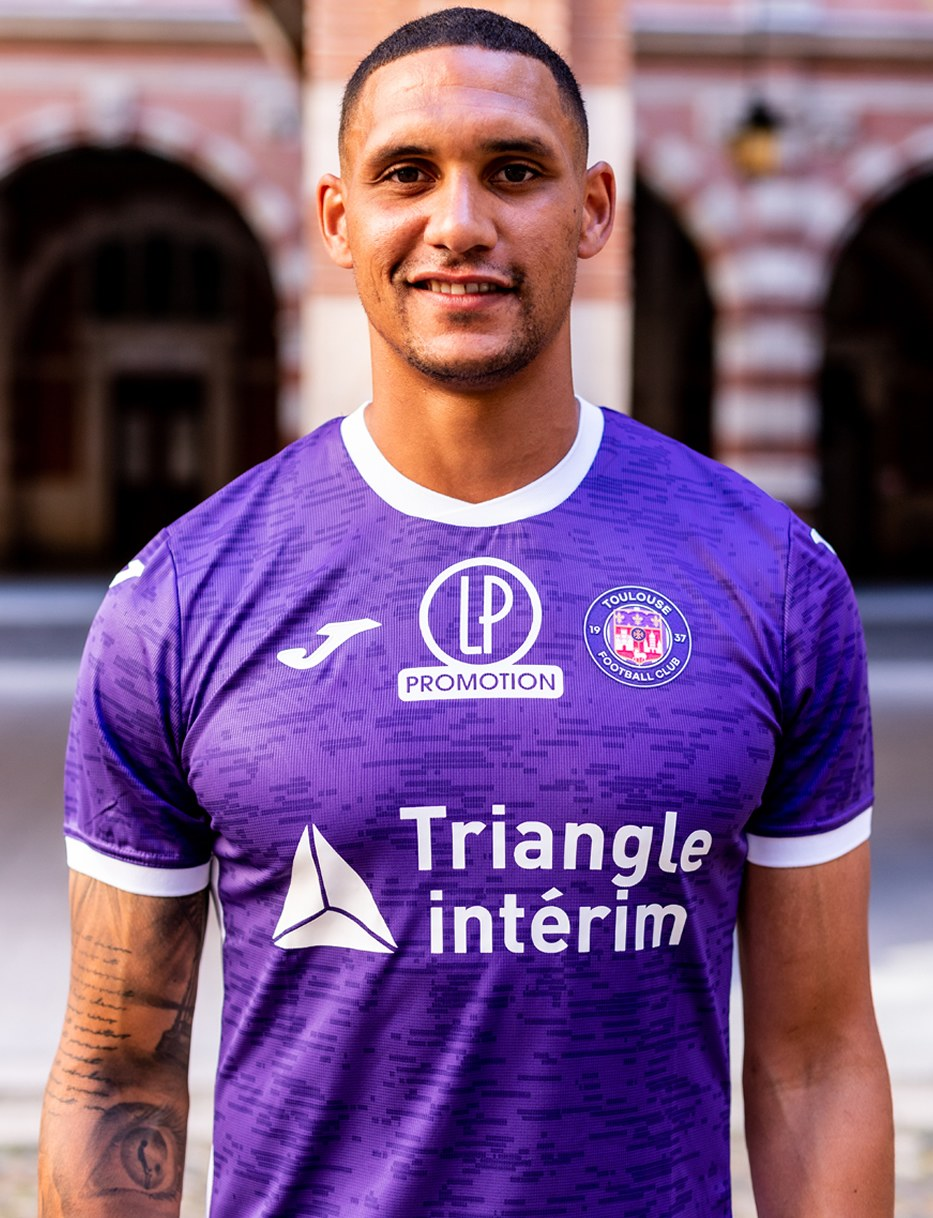 Camiseta titular Joma del Toulouse FC 2020/21 | Imagen Web Oficial