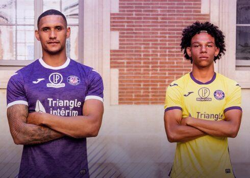 Camisetas Joma del Toulouse FC 2020/21 | Imagen Web Oficial