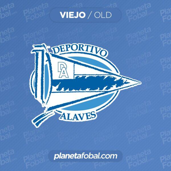 Viejo escudo del Deportivo Alavés | Imagen Web Oficial