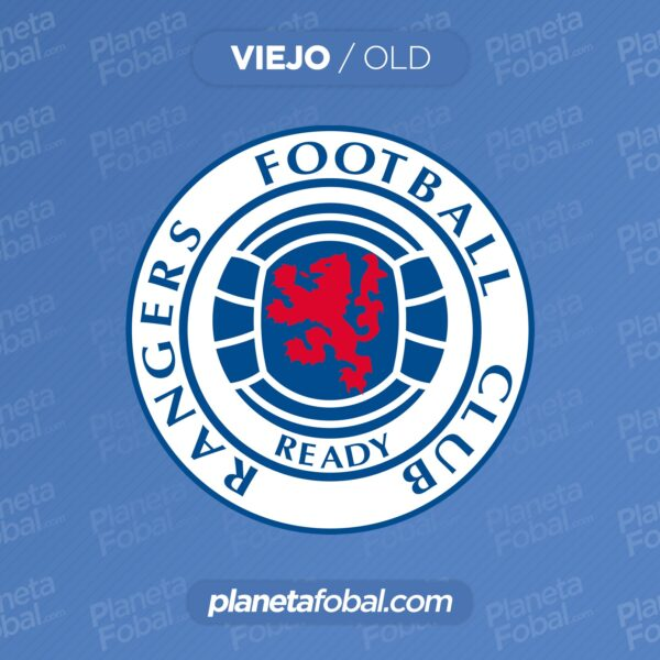 Viejo escudo del Glasgow Rangers | Imagen Web Oficial