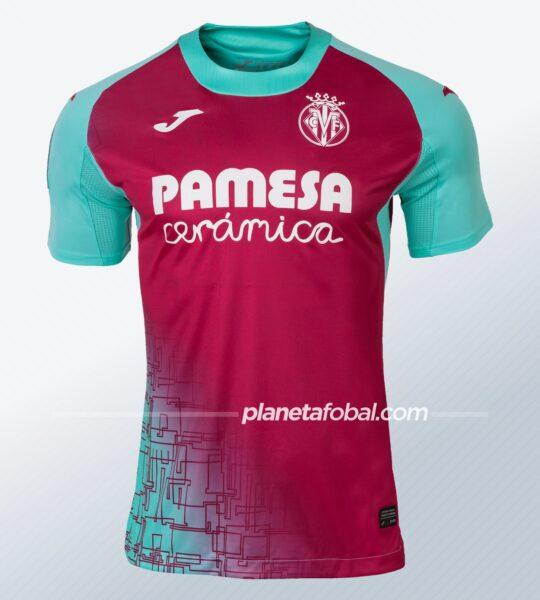Tercera camiseta del Villarreal CF 2020/21 | Imagen Joma