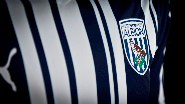 Camiseta Puma del West Bromwich Albion 2020/21 | Imagen Web Oficial