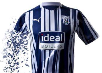 Camiseta Puma del West Bromwich Albion 2020/21   Imagen Web Oficial