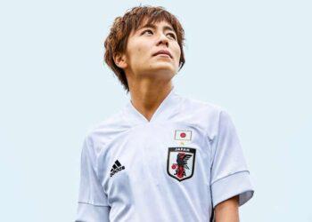 Camiseta suplente de Japón 2020/2021 | Imagen adidas