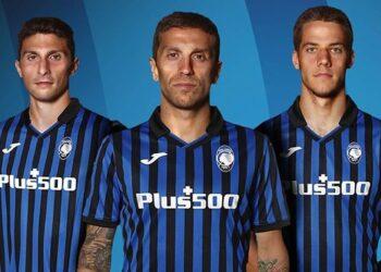 Camiseta Joma del Atalanta UCL 2020/21 | Imagen Web Oficial