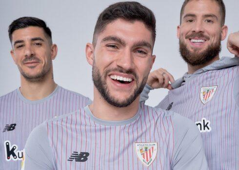 Camiseta suplente New Balance del Athletic Bilbao 2020/21 | Imagen Web Oficial