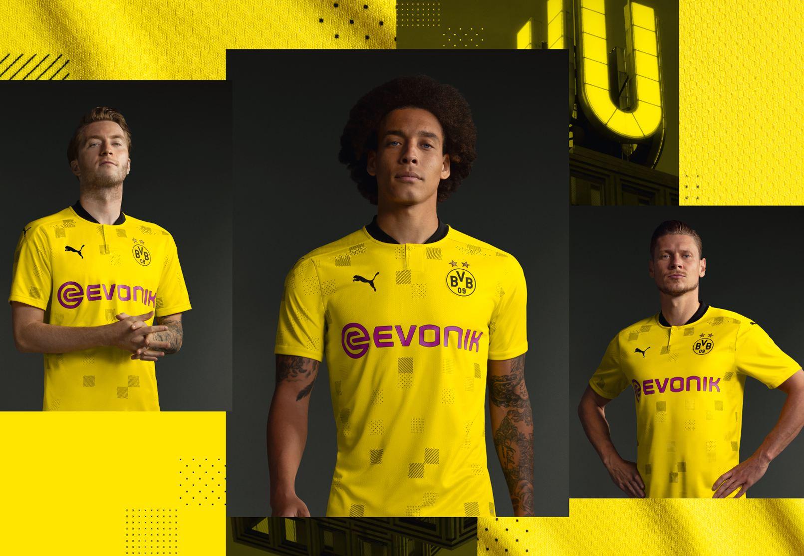 """Cup Kit"" del Borussia Dortmund 2020/2021 | Imagen Puma"