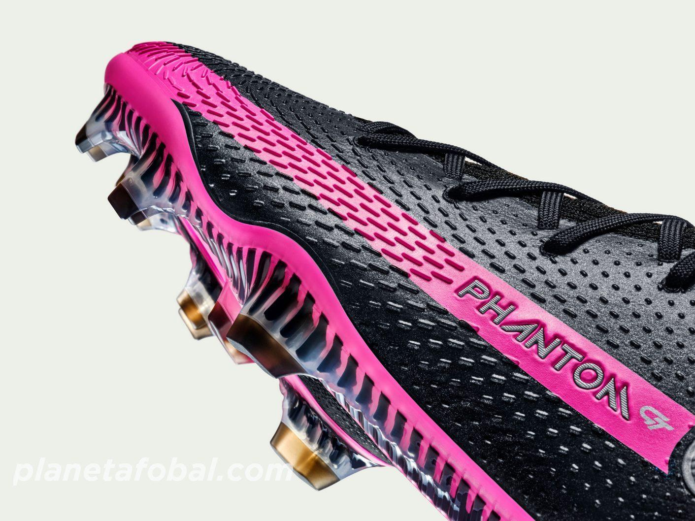 Nuevos botines Phantom GT | Imagen Nike