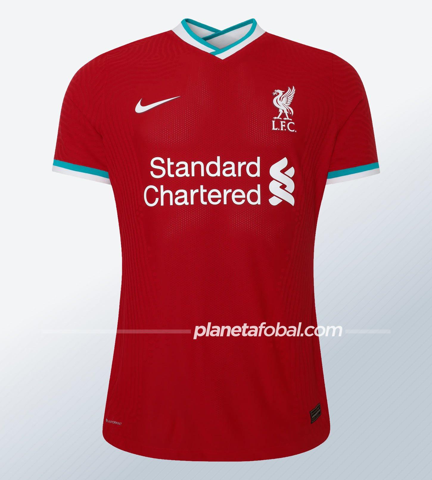 Camiseta Nike del Liverpool 2020/2021