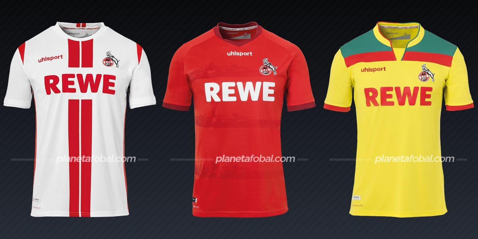 FC Koln (uhlsport) | Camisetas de la Bundesliga 2020/2021