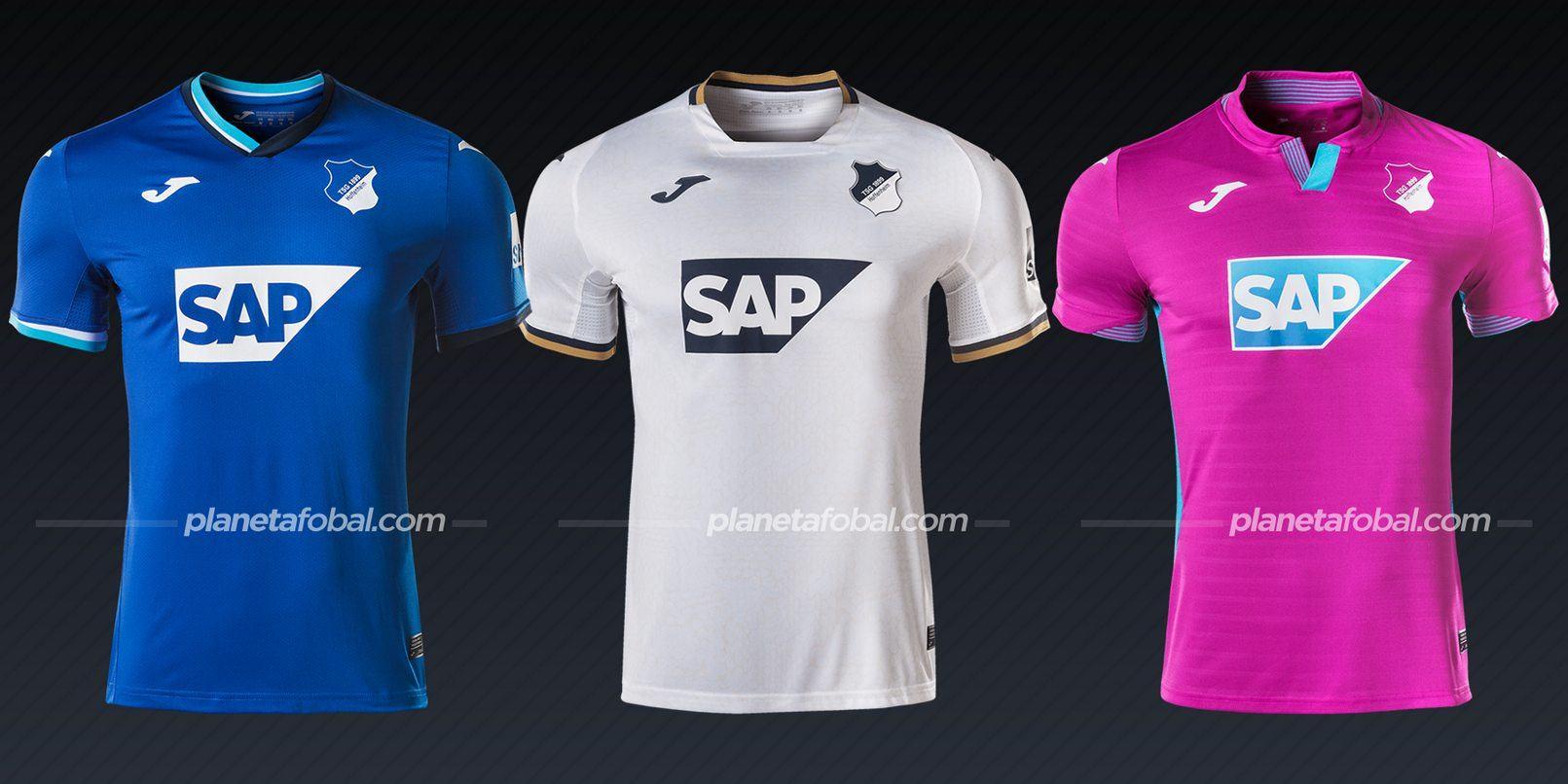 Hoffenheim (Joma) | Camisetas de la Bundesliga 2020/2021