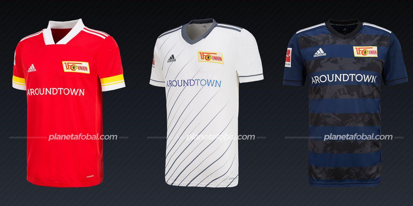 Unión Berlín (adidas) | Camisetas de la Bundesliga 2020/2021