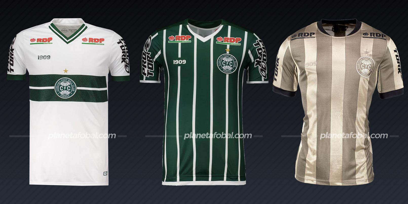 Coritiba (1909) | Camisetas del Brasileirão 2020